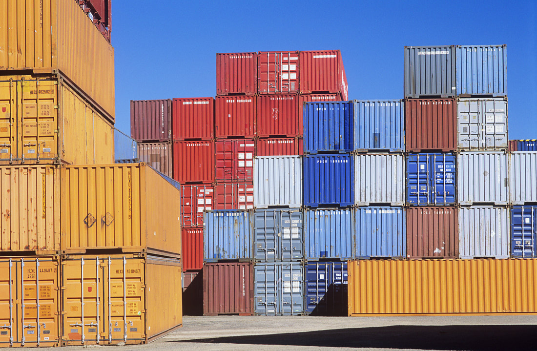 professional container transport service